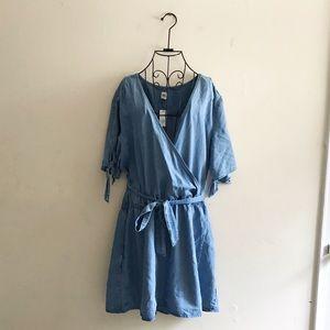NWT Gap Women's Denim Dress